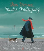 Book cover of BON VOYAGE MISTER RODRIGUEZ