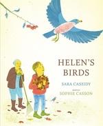 Book cover of HELEN'S BIRDS
