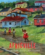 Book cover of AFRICVILLE