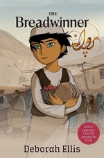Book cover of BREADWINNER - MOVIE TIE-IN