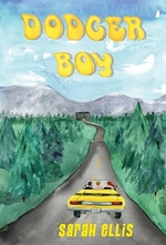 Book cover of DODGER BOY