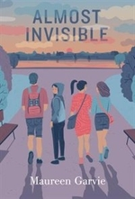 Book cover of ALMOST INVISIBLE