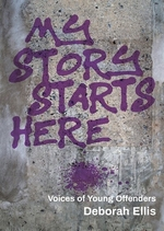 Book cover of MY STORY STARTS HERE