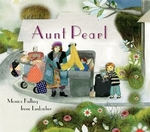 Book cover of AUNT PEARL