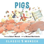 Book cover of PIGS