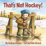 Book cover of THAT'S NOT HOCKEY