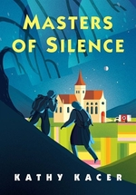 Book cover of MASTERS OF SILENCE