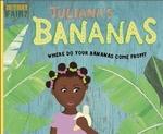 Book cover of JULIANA'S BANANAS