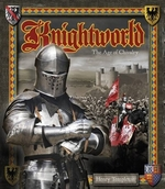 Book cover of KNIGHTWORLD - AGE OF CHIVALRY