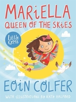 Book cover of MARIELLA QUEEN OF THE SKIES