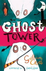 Book cover of GHOST TOWER