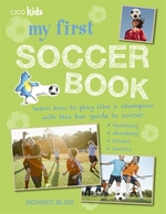 Book cover of MY 1ST SOCCER BOOK