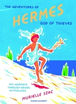 Book cover of ADVENTURES OF HERMES GOD OF THIEVES