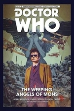 Book cover of 10TH DOCTOR VOL 2