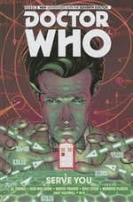 Book cover of 11TH DOCTOR V 2