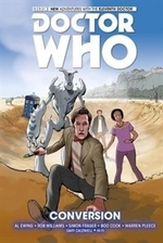 Book cover of 11TH DOCTOR