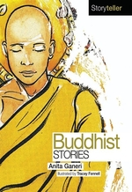 Book cover of BUDDHIST STORIES