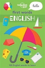 Book cover of 1ST WORDS ENG