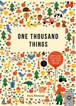 Book cover of 1000 THINGS