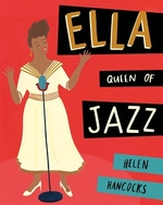 Book cover of ELLA QUEEN OF JAZZ