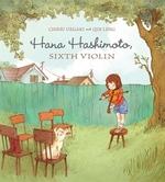 Book cover of HANA HASHIMOTO 6TH VIOLIN