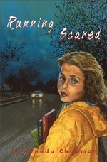 Book cover of RUNNING SCARED - JB SERIES 01