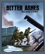 Book cover of BITTER ASHES