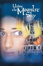 Book cover of UNDER THE MOONLIT SKY