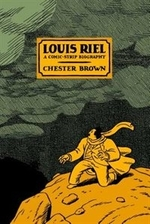 Book cover of LOUIS RIEL