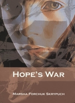 Book cover of HOPE'S WAR