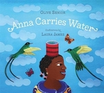 Book cover of ANNA CARRIES WATER