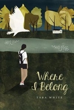Book cover of WHERE I BELONG