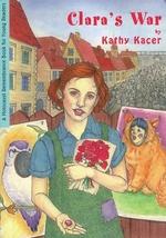 Book cover of CLARA'S WAR