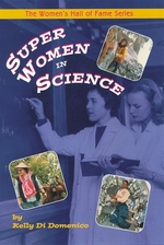 Book cover of SUPER WOMEN IN SCIENCE