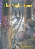 Book cover of NIGHT SPIES