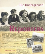 Book cover of UNDERGROUND REPORTERS