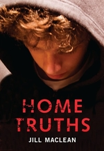 Book cover of HOME TRUTHS