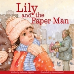 Book cover of LILY & THE PAPER MAN