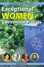 Book cover of EXCEPTIONAL WOMEN ENVIRONMENTALISTS