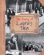 Book cover of DIARY OF LAURA'S TWIN