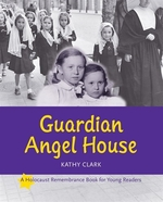 Book cover of GUARDIAN ANGEL HOUSE