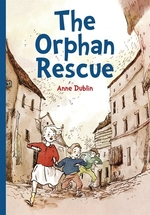 Book cover of ORPHAN RESCUE