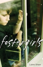 Book cover of FOSTERGIRLS