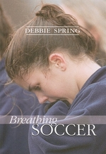 Book cover of BREATHING SOCCER