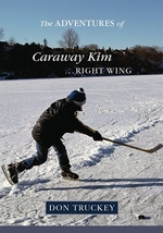 Book cover of ADVENTURES OF CARAWAY KIM RIGHT WING