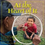 Book cover of AT THE HEART OF IT