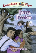 Book cover of CFA 07 HURRY FREEDOM