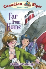Book cover of CFA 11 FAR FROM HOME