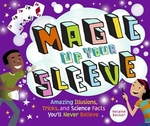 Book cover of MAGIC UP YOUR SLEEVE