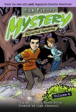 Book cover of MAX FINDER MYSTERY CC VOL 04
